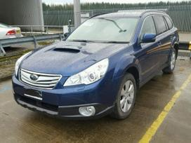 Subaru Outback dalimis. Lietuvoje bus 03.15
