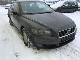 Volvo C30. Automobilio dalis galite apžiūrėti