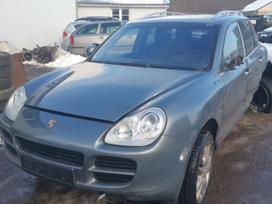 Porsche Cayenne dalimis