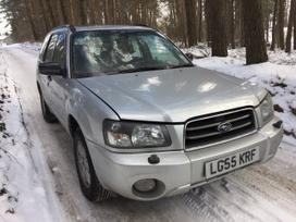 Subaru Forester dalimis