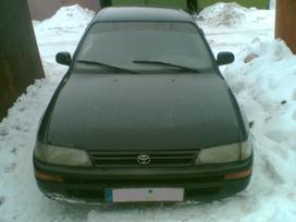 Toyota Corolla dalimis.  s.batoro