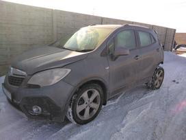 Opel Mokka dalimis. UAB