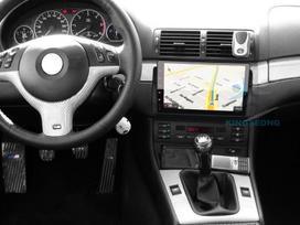 Bmw E46, E39, E53, multimedija su navigacija
