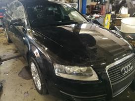 Audi A6. Turimas šio automobilio detalių