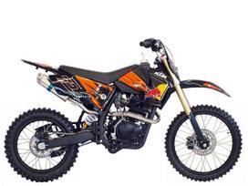 Shineray -kita- 250cc, Кроссовые
