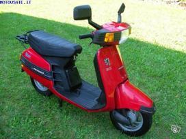 Peugeot -kita-, motoroleriai / mopedai