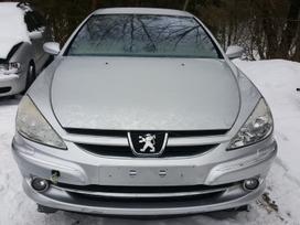 Peugeot 607 dalimis. +37068777319 s.batoro g. 5, vilnius, 8:30-