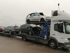 Mercedes-Benz Atego 2, autovežiai