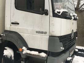 Mercedes-benz Atego, sunkvežimiai