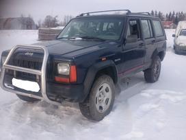 Jeep Cherokee dalimis. Esant galimybei,