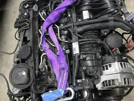 Bmw 520. Bmw 520d pilnas variklis, turbina,