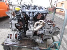 Renault Master. Renault master 2.5 dci (g9u