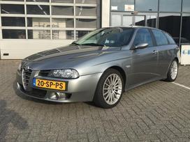 Alfa Romeo 156 dalimis. Kablys, gale