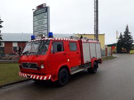Man Vw 9136, gaisriniai automobiliai