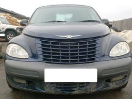 Chrysler PT Cruiser. Automobilis dalimis