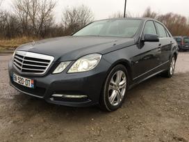 Mercedes-benz E220, 2.1 l., sedanas