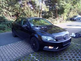 Volkswagen Passat dalimis. Ardomas visas passat b7 dalimis.