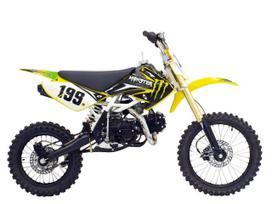 Lifan LF125 125cc, Кроссовые