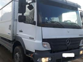 Mercedes-benz Atego 1524 Euro4, sunkvežimiai