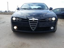 Alfa Romeo 159. Xeon, sildoma oda, lietaus