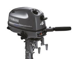 Yamaha F4BMHS, keturtakčiai pakabinami