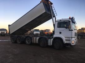 Man H39, sunkvežimių nuoma