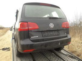 Volkswagen Touran. Is vokietijos rida 80t km