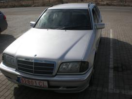 Mercedes-benz C220. 2.2 cdi elektriniai purkstukai