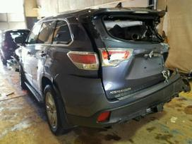 Toyota Highlander dalimis