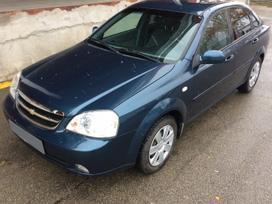 Chevrolet Lacetti, 1.9 l., saloon / sedan