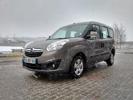 Opel Combo, 1.6 l., universalas
