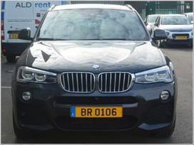 BMW X4, 3.0 l., visureigis
