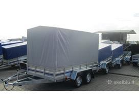 Hymer GUT, trailer and semi trailer rental