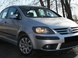 Volkswagen Golf Plus, 1.6 l., hečbekas