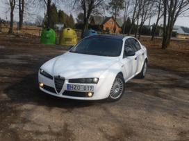 Alfa Romeo 159, 2.4 l., sedanas