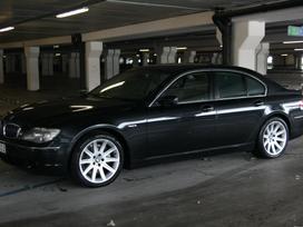 Bmw 745, 4.4 l., sedanas