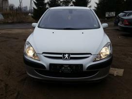 Peugeot 307 dalimis. Skambinti siais numeriais +37060200711; +