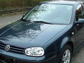 Volkswagen Golf. Golfas 4, automata 74 kw,