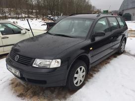 Volkswagen Passat dalimis. Automobilis iš vokietijos dalimis: