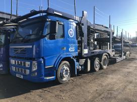 Volvo FM12, autovežiai