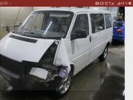 Volkswagen Transporter. Automobilis lietuvoje neeksploatuotas ,