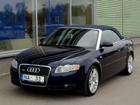 Audi Cabriolet, 1.8 l., kabrioletas