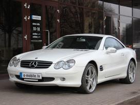 Mercedes-Benz SL500, 5.0 l., kabrioletas