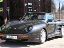 Porsche 911, 3.1 l., kabrioletas