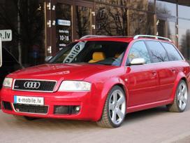 Audi Rs6, 4.2 l., universalas