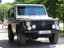 Mercedes-Benz G300, visureigis