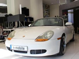 Porsche Boxster, 3.2 l., kabrioletas