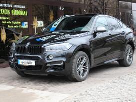BMW X6 M, 3.0 l., visureigis