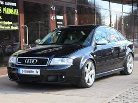 Audi Rs6, 4.2 l., sedanas