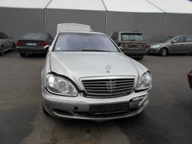 Mercedes-benz S430 dalimis. MB w 220: 4. 3i,